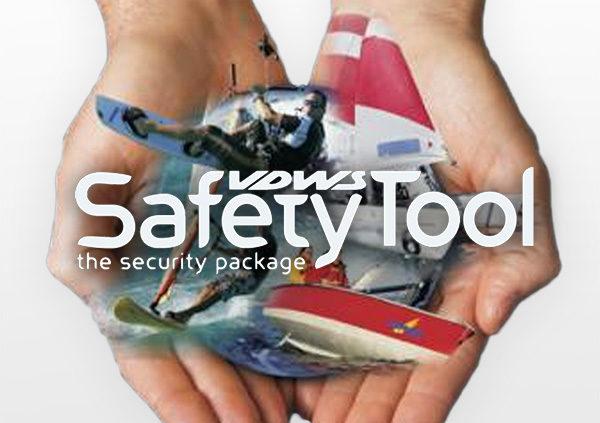 VDWS SafetyTool Kitefun