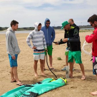 Kitefun Reise Kroatien