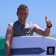 Kitesurf Instruktor Philip