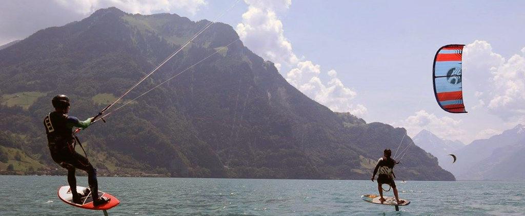 Kitesurfshuttle Urnersee Schweiz 7