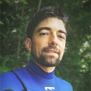 Kitesurf Instruktor Jonas